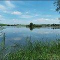 Wspomnienie lata #błękit #lato #staw #woda